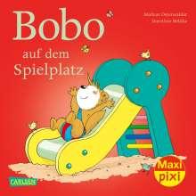 Markus Osterwalder: Maxi Pixi 352: VE 5 Bobo auf dem Spielplatz (5 Exemplare), Buch