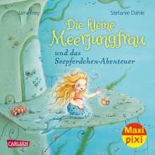 Jana Frey: Maxi Pixi 358: VE 5 Die kleine Meerjungfrau und das Seepferdchen-Abenteuer (5 Exemplare), Buch