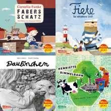 Cornelia Funke: Maxi-Pixi-Box 66: Bilderbuch-Schätze (4x5 Exemplare), Diverse