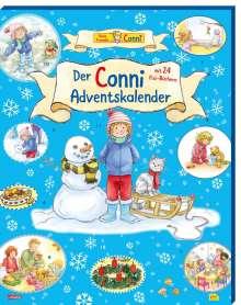 Liane Schneider: Conni Pixi Adventskalender 2021, Buch