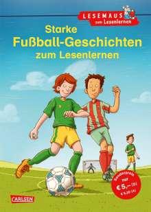 Petra Wiese: Starke Fußball-Geschichten zum Lesenlernen, Buch