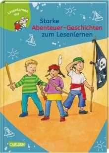 Annette Neubauer: Starke Abenteuer-Geschichten zum Lesenlernen, Buch