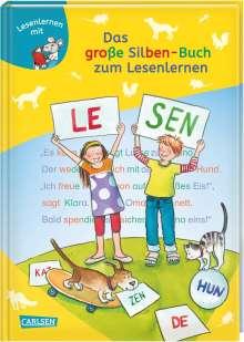 Rudolf Herfurtner: LESEMAUS zum Lesenlernen Sammelbände: Das große Silben-Buch zum Lesenlernen, Buch