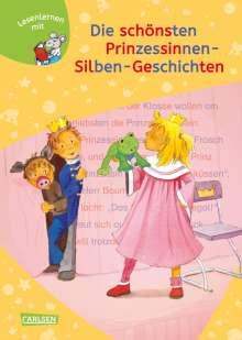 Julia Boehme: LESEMAUS zum Lesenlernen Sammelbände: Die schönsten Prinzessinnen-Silben-Geschichten, Buch