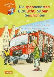 Petra Wiese: LESEMAUS zum Lesenlernen Sammelbände: Die spannendsten Blaulicht-Silben-Geschichten, Buch