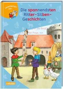 Manuela Mechtel: LESEMAUS zum Lesenlernen Sammelbände: Die spannendsten Ritter-Silben-Geschichten, Buch