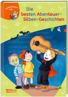 Manuela Mechtel: LESEMAUS zum Lesenlernen Sammelbände: Die besten Abenteuer-Silben-Geschichten, Buch