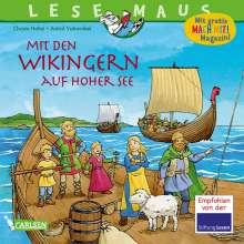 Christa Holtei: LESEMAUS 148: Mit den Wikingern auf hoher See, Buch