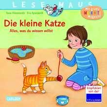 Susa Hämmerle: LESEMAUS 175: Die kleine Katze - alles, was du wissen willst, Buch