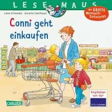 Liane Schneider: Conni geht einkaufen, Buch