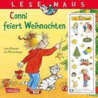 Liane Schneider: LESEMAUS 58: Conni feiert Weihnachten (2019), Buch