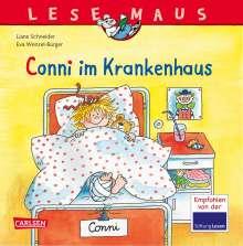 Liane Schneider: Conni im Krankenhaus, Buch