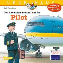 Ralf Butschkow: Ich hab einen Freund, der ist Pilot, Buch