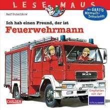 Ralf Butschkow: Ich hab einen Freund, der ist Feuerwehrmann, Buch