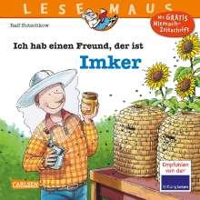 Ralf Butschkow: Ich hab einen Freund, der ist Imker, Buch