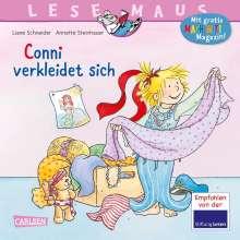 Liane Schneider: LESEMAUS, Band 146: Conni verkleidet sich, Buch
