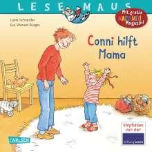 Liane Schneider: Conni hilft Mama, Buch