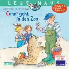 Liane Schneider: Conni geht in den Zoo, Buch