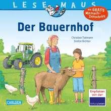 Christian Tielmann: LESEMAUS 76: Der Bauernhof, Buch
