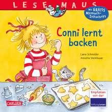 Liane Schneider: Conni lernt backen, Buch