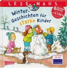 Sandra Ladwig: LESEMAUS Sonderbände: Winter-Geschichten für starke Kinder, Buch