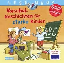 Liane Schneider: LESEMAUS Sonderbände: Vorschul-Geschichten für starke Kinder, Buch