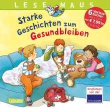 Anna Wagenhoff: LESEMAUS Sonderbände: Lesemaus Sammelband Starke Geschichten zum Gesundbleiben, Buch