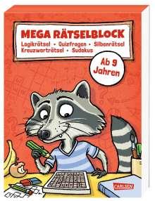 Philip Kiefer: Mega Rätselblock, Buch