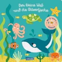 Jane Kent: Der kleine Wal und die Glitzerfische, Buch