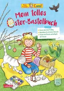 Hanna Sörensen: Conni Gelbe Reihe (Beschäftigungsbuch): Mein tolles Oster-Bastelbuch, Buch