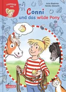 Julia Boehme: Lesespaß mit Conni: Conni und das wilde Pony, Buch