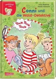 Julia Boehme: Lesespaß mit Conni: Conni und die Wald-Detektive, Buch
