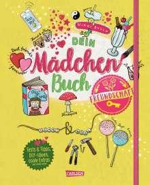 Nikki Busch: Dein Mädchenbuch: Freundschaft, Buch