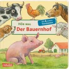 Anne Möller: Hör mal: Der Bauernhof/Mit 6 echten Tierstimmen, Buch