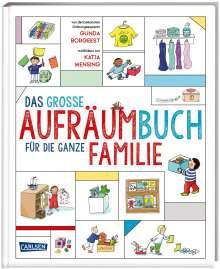 Gunda Borgeest: Das große Aufräumbuch für die ganze Familie, Buch