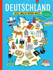 Brauns Sebastian: Deutschland, Buch