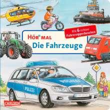 Christian Zimmer: Hör mal: Die Fahrzeuge, Buch