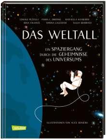 Simona Gallerani: Das Weltall, Buch