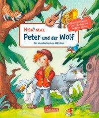 Katja Reider: Hör mal: Peter und der Wolf, Buch