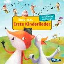 Erste Kinderlieder, Buch
