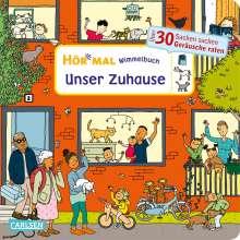 Julia Hofmann: Hör mal (Soundbuch): Wimmelbuch: Unser Zuhause, Buch