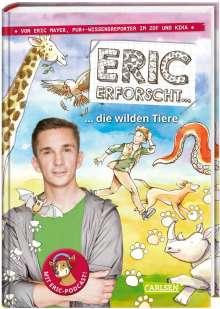 Eric Mayer: Eric erforscht ... 2: Die wilden Tiere, Buch