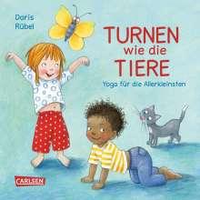 Doris Rübel: Turnen wie die Tiere, Buch