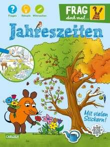 Laura Leintz: Frag doch mal ... die Maus!: Jahreszeiten, Buch