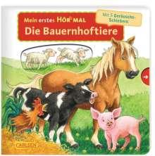 Kyrima Trapp: Mein erstes Hör mal (Soundbuch ab 1 Jahr): Die Bauernhoftiere, Buch