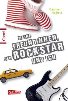 Dagmar Hoßfeld: Conni 15 5: Conni 15: Meine Freundinnen, der Rockstar und ich, Buch