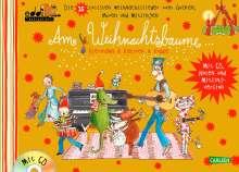 Franziska Biermann: Am Weihnachtsbaume GOLD, Buch