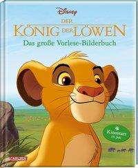 Walt Disney: König der Löwen - Vorlesebilderbuch, Buch