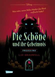 Walt Disney: Disney - Twisted Tales: Die Schöne und ihr Geheimnis (Die Schöne und das Biest), Buch