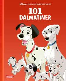 Walt Disney: Disney - Filmklassiker Premium: 101 Dalmatiner, Buch